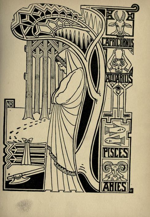 """EGV4: """"Winter Almanac"""", by Helen Hay"""