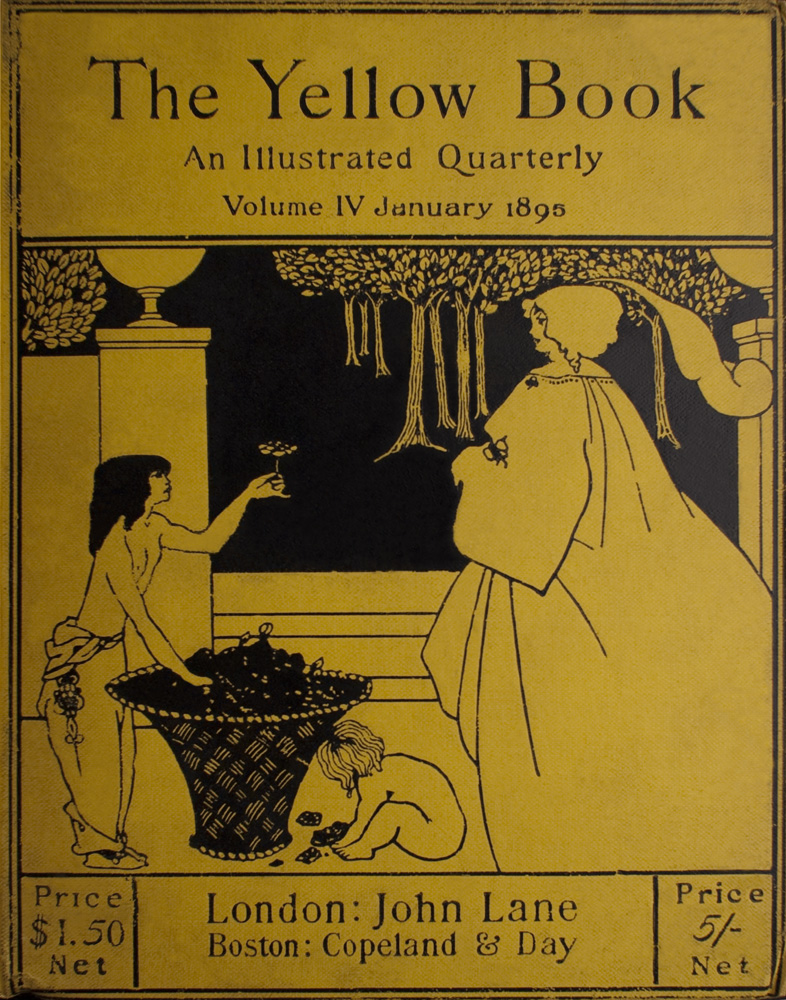 Cover of The Yellow Book Volume 4