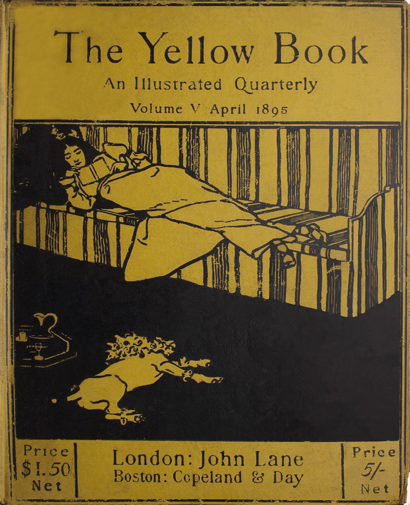 Cover of The Yellow Book Volume 5