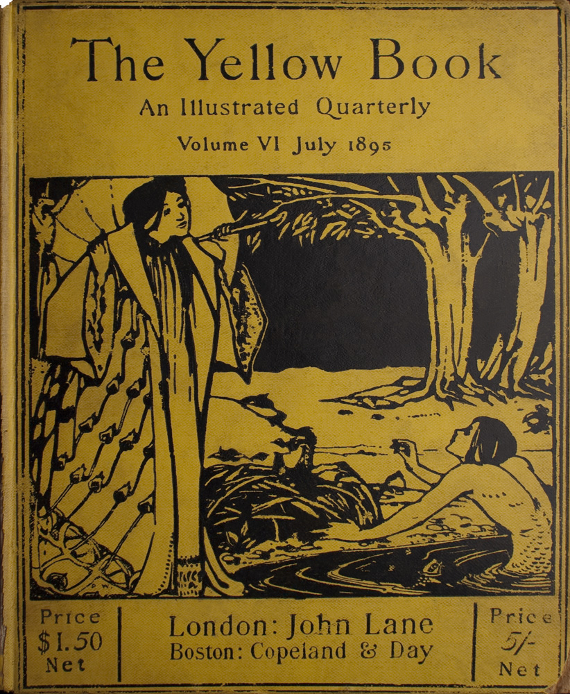 Cover of The Yellow Book Volume 6