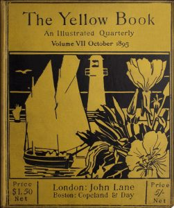 Cover of The Yellow Book Volume 7