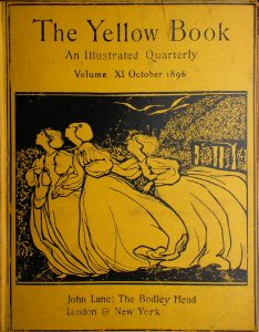 Cover of The Yellow Book Volume 11
