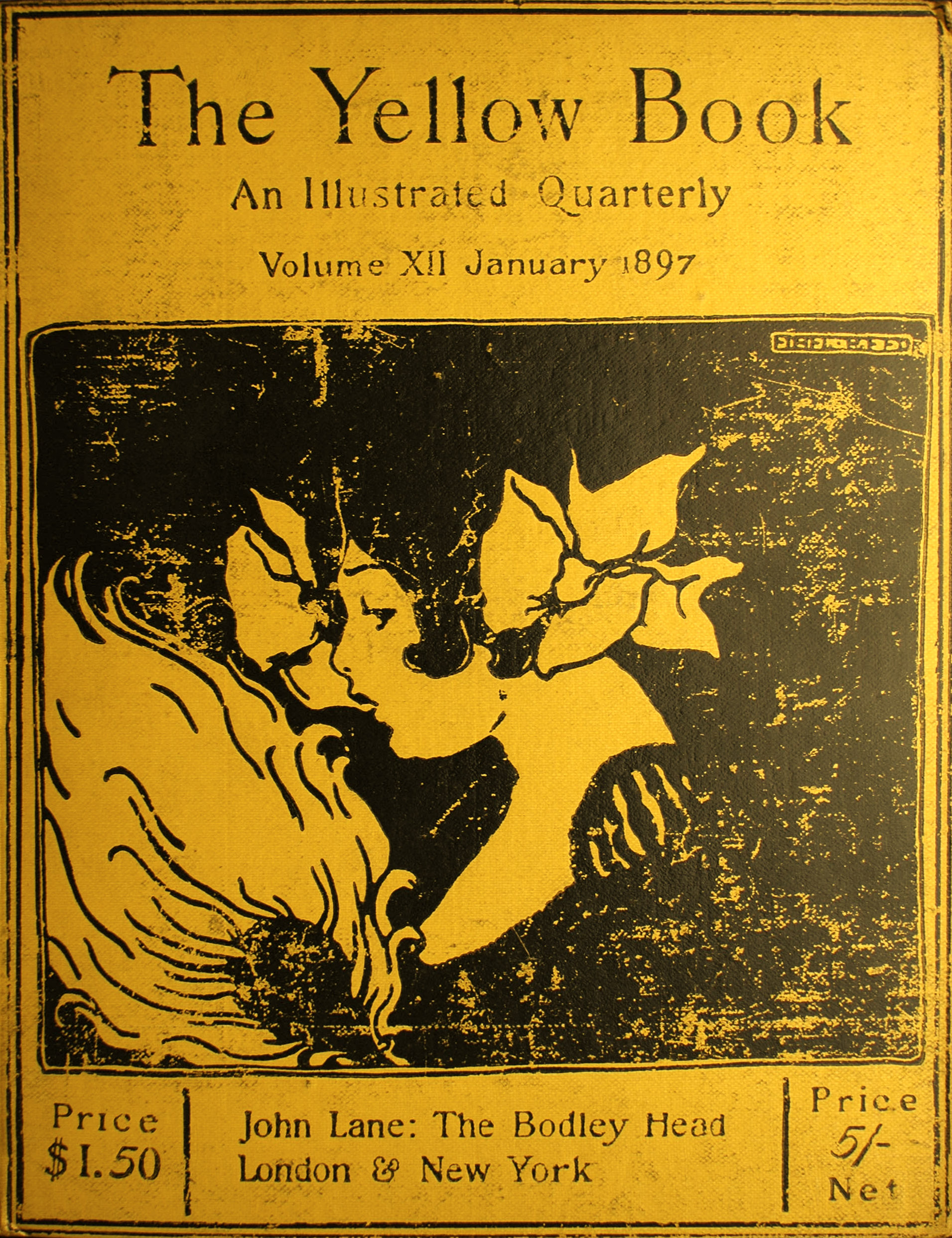 Cover of The Yellow Book Volume 12