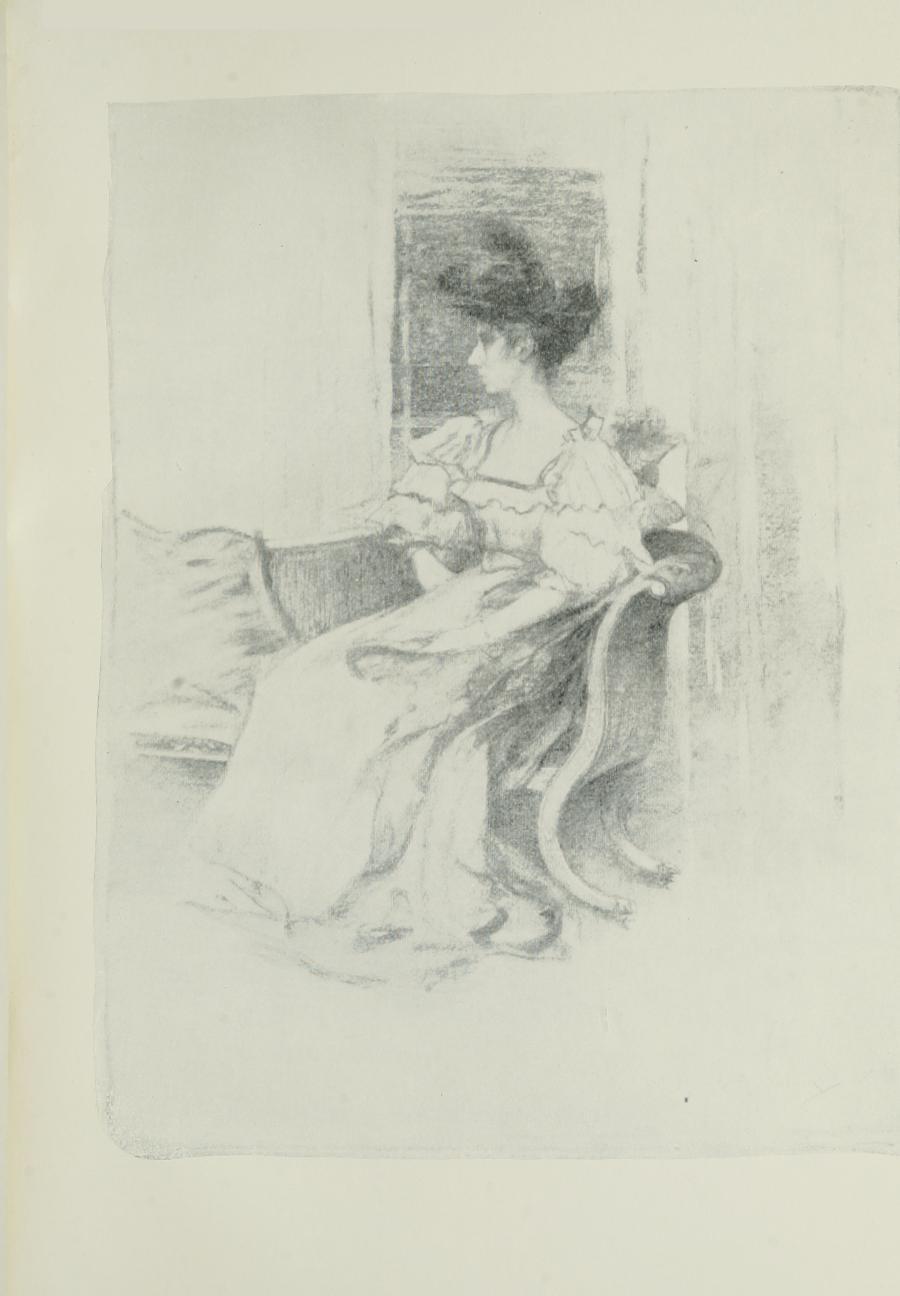 Bodley Heads No. 6: Portrait of Miss Evelyn Sharp.
