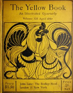 Cover of The Yellow Book Volume 13
