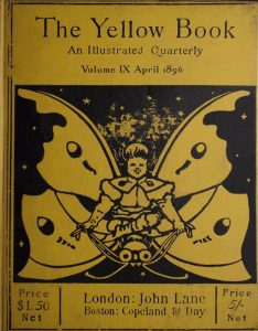 Cover of The Yellow Book Volume 9