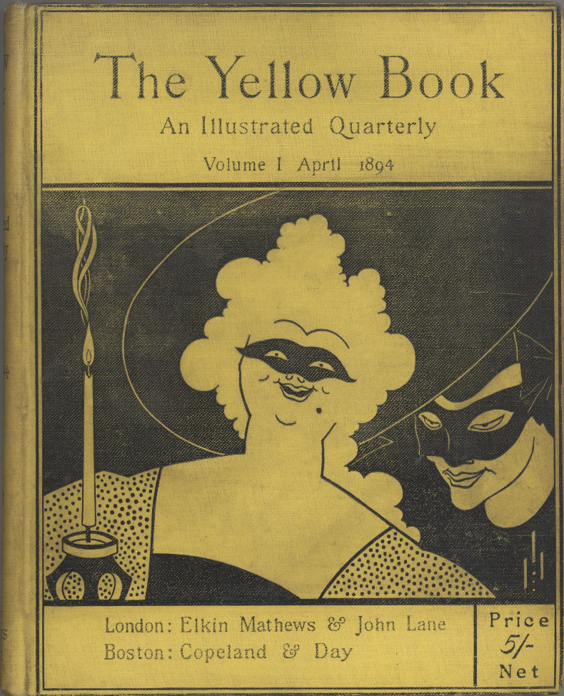 Cover of The Yellow Book Volume 1