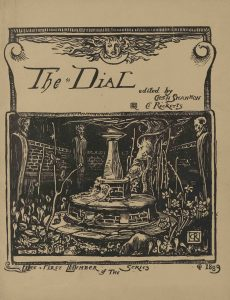 Cover of The Dial Volume 1