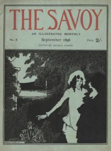 Cover of The Savoy Volume 5