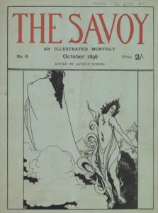 Cover of The Savoy Volume 6