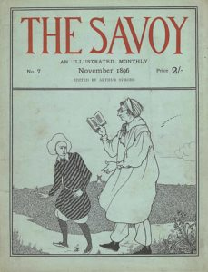 Cover of The Savoy Volume 7