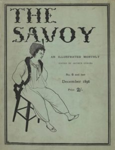 Cover of The Savoy Volume 8